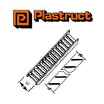 Plastruct STA-4P  STA-4P - 1:100 STAIRS (2 pieces )